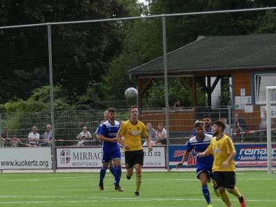"""""""Erste"""" gewinnt gegen Alem. Mariadorf"""