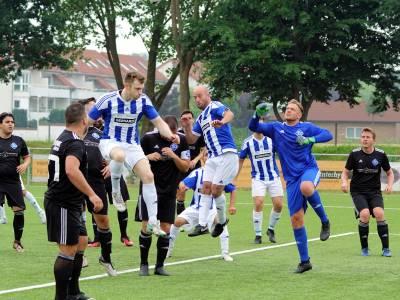 Erste trennt sich auswärts vom FC Hürth II 3:3