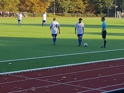 1. Mannschaft erreicht respektables 3:3-Unentschieden bei Spitzenreiter
