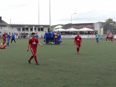 Sieg im Gemeinde-Derby gegen JS Wenau