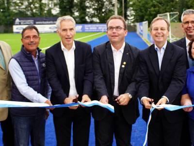 Autoteile Reinartz Sportpark feierlich eröffnet