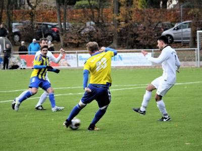 1. Mannschaft trennt sich vom BV Bedburg 4:4-Unentschieden