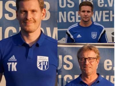 Tim Krumpen und Trainerteam verlängern ihre Verträge