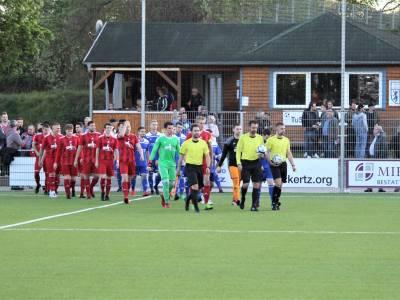Erste Mannschaft verliert Derby gegen Wenau mit 1:3